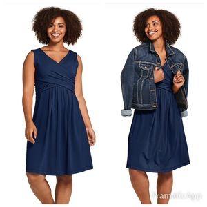 NWOT Lands End Dress Size 1X
